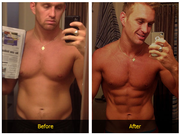 Eat Stop Eat - Before and After Results 01